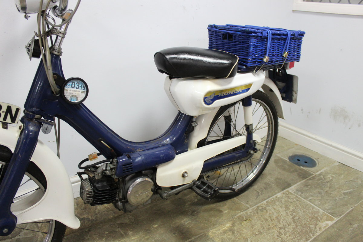 1975 Honda PC50 Moped presented in excellent original condit SOLD (picture 6 of 6)