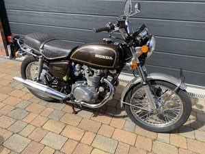 1977 Honda CB500 T Twin Original UK  For Sale