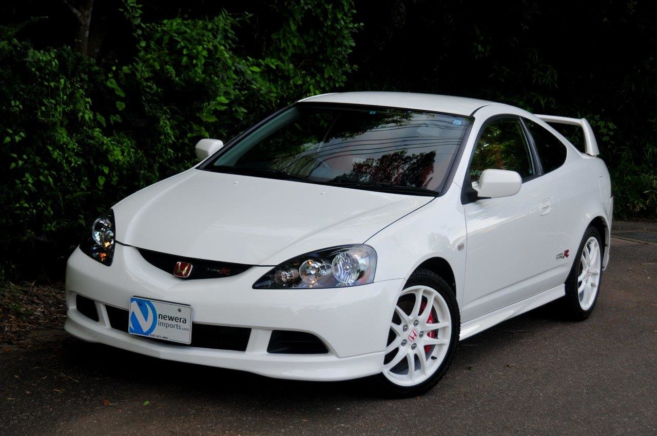 2006 Integra Type R Final Edition. Stunning Example Throughout For Sale (picture 1 of 6)