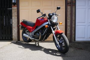 1994 Honda NTV650, Low mileage, Long MOT, Center stand, For Sale
