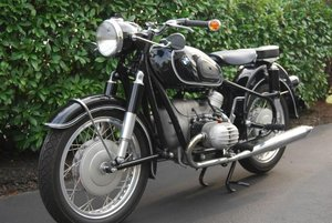 1972 1962 BMW R60/2 For Sale