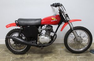 1976 Honda XR75 Four Stroke  Moto Cross Bike , Very original SOLD