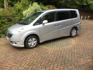 2007 Honda Stepwagon MPV For Sale