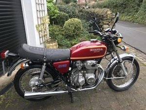 1978 Honda Cb400 For Sale