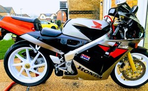 1989 Honda NC30 VFR 400 For Sale
