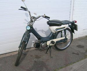 1975 Honda PC50 Vintage Motorcycle  For Sale