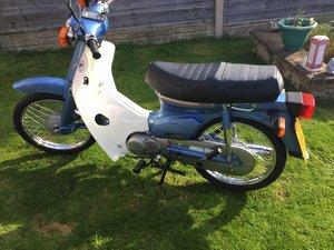 2002 Honda C90 totally original condition stunning
