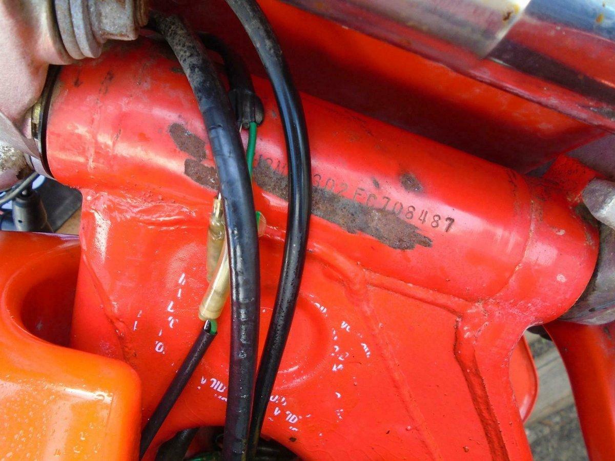 1985 HONDA CR250 R WATER COOLED MOTO X EVO SCRAMBLER SOLD (picture 4 of 6)