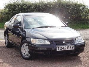 Honda Accord 2.0i ES Auto, 1999, 2 Door, Only 59k Miles