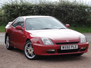 Honda Prelude 2.2 VTI VTEC DOHC. Auto, 2000, 2 Door, Only 88 For Sale