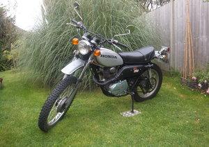 1972 Honda Moto Sport Original Model