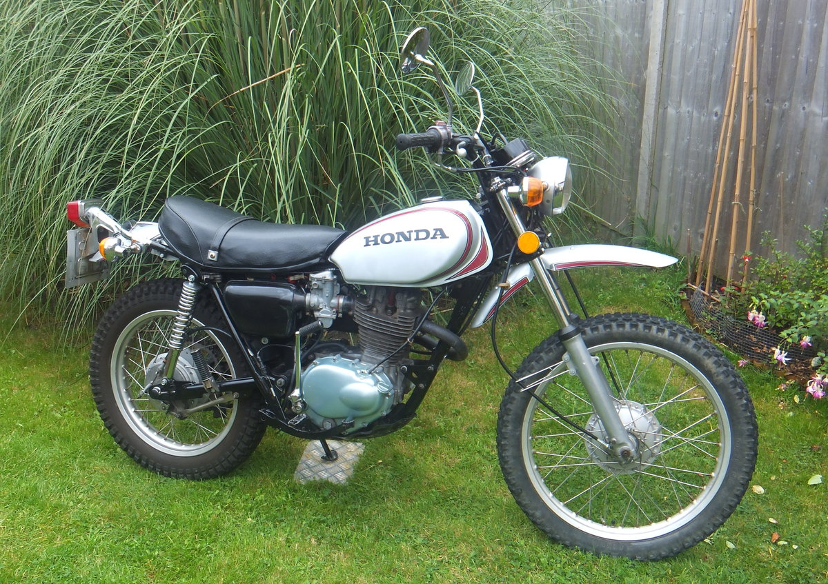 1972 Honda Moto Sport Original Model  For Sale (picture 3 of 5)