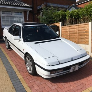 1990 Honda prelude Auto, 4WS, 150bhp (B20A7) For Sale