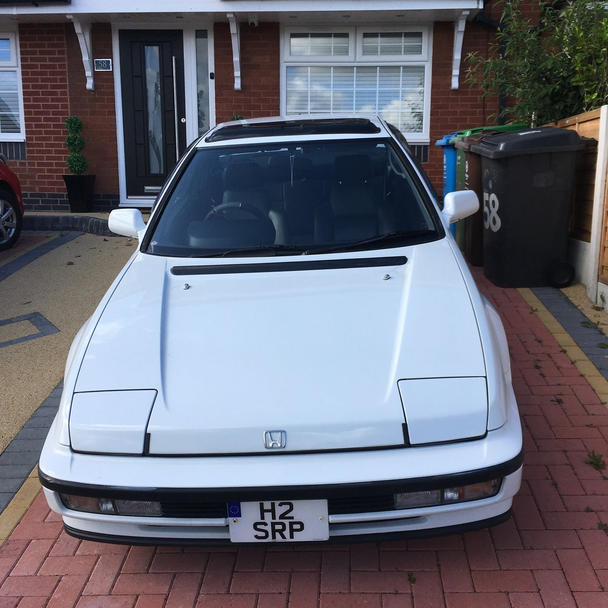 1990 Honda prelude Auto, 4WS, 150bhp (B20A7) For Sale (picture 2 of 6)