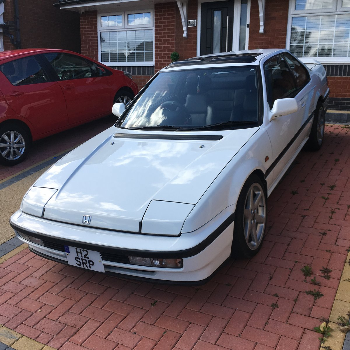 1990 Honda prelude Auto, 4WS, 150bhp (B20A7) For Sale (picture 3 of 6)