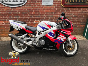 1997 Honda CBR900RR - 918cc Fireblade Thingy For Sale
