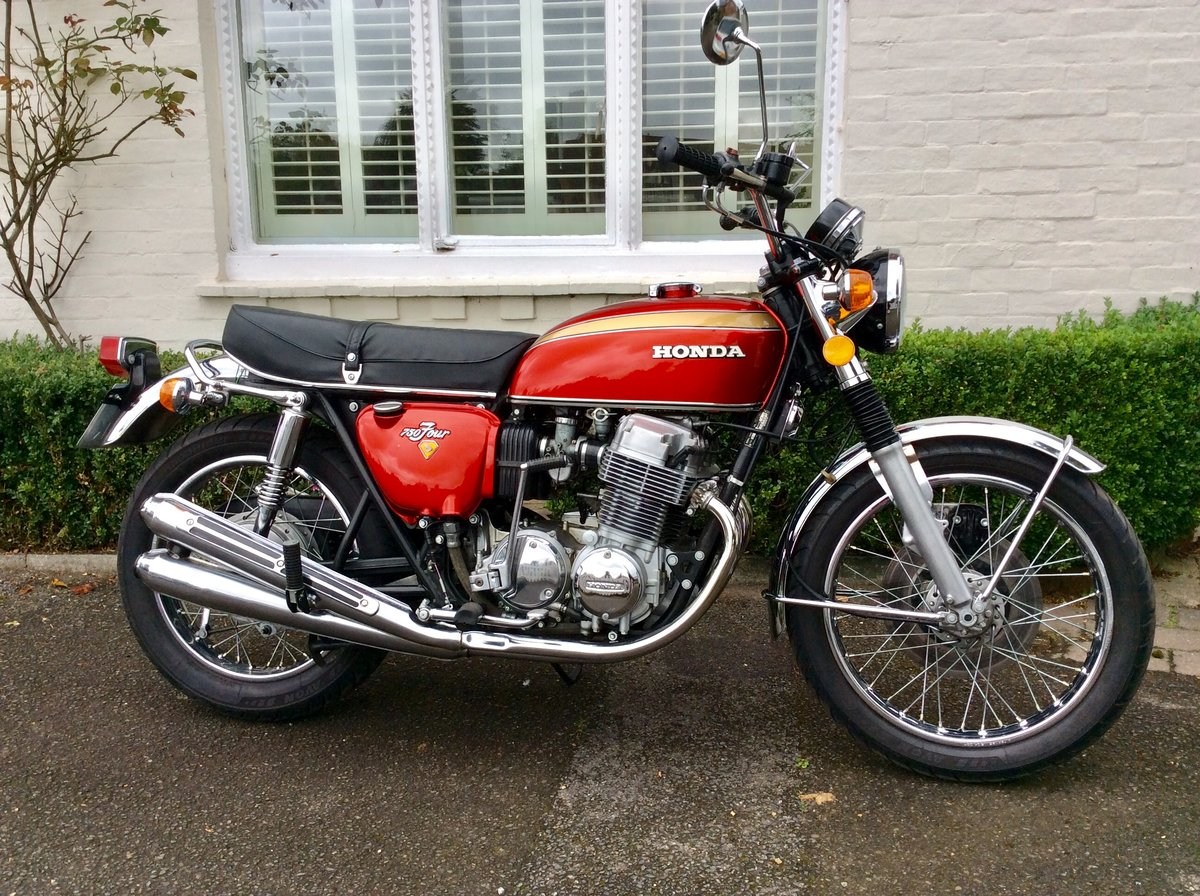 1972 Honda CB750K2 SOLD (picture 1 of 6)