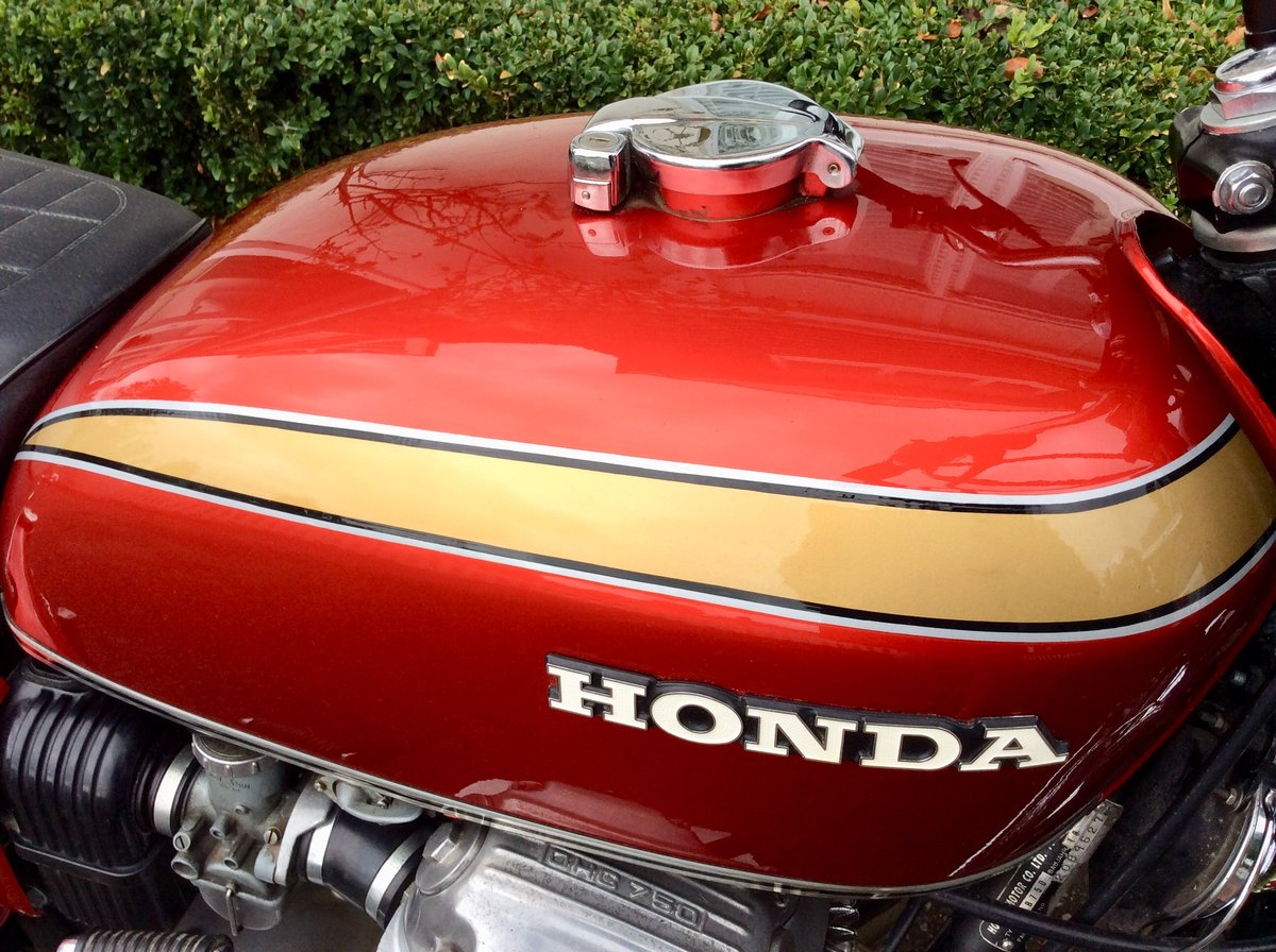 1972 Honda CB750K2 SOLD (picture 3 of 6)