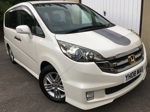 2008 08 Honda Stepwagon Spada S Z Pack 8 Seater Auto For Sale