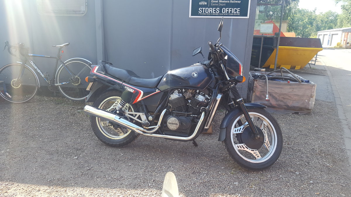 1985 Honda VT 500e For Sale (picture 1 of 1)