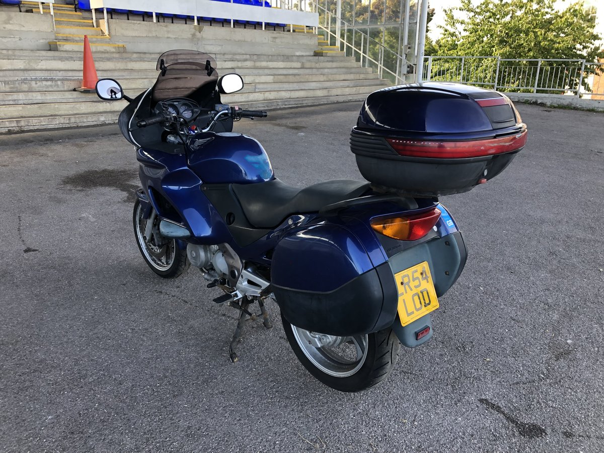2004 HONDA NT 650 Deauville  For Sale (picture 4 of 6)