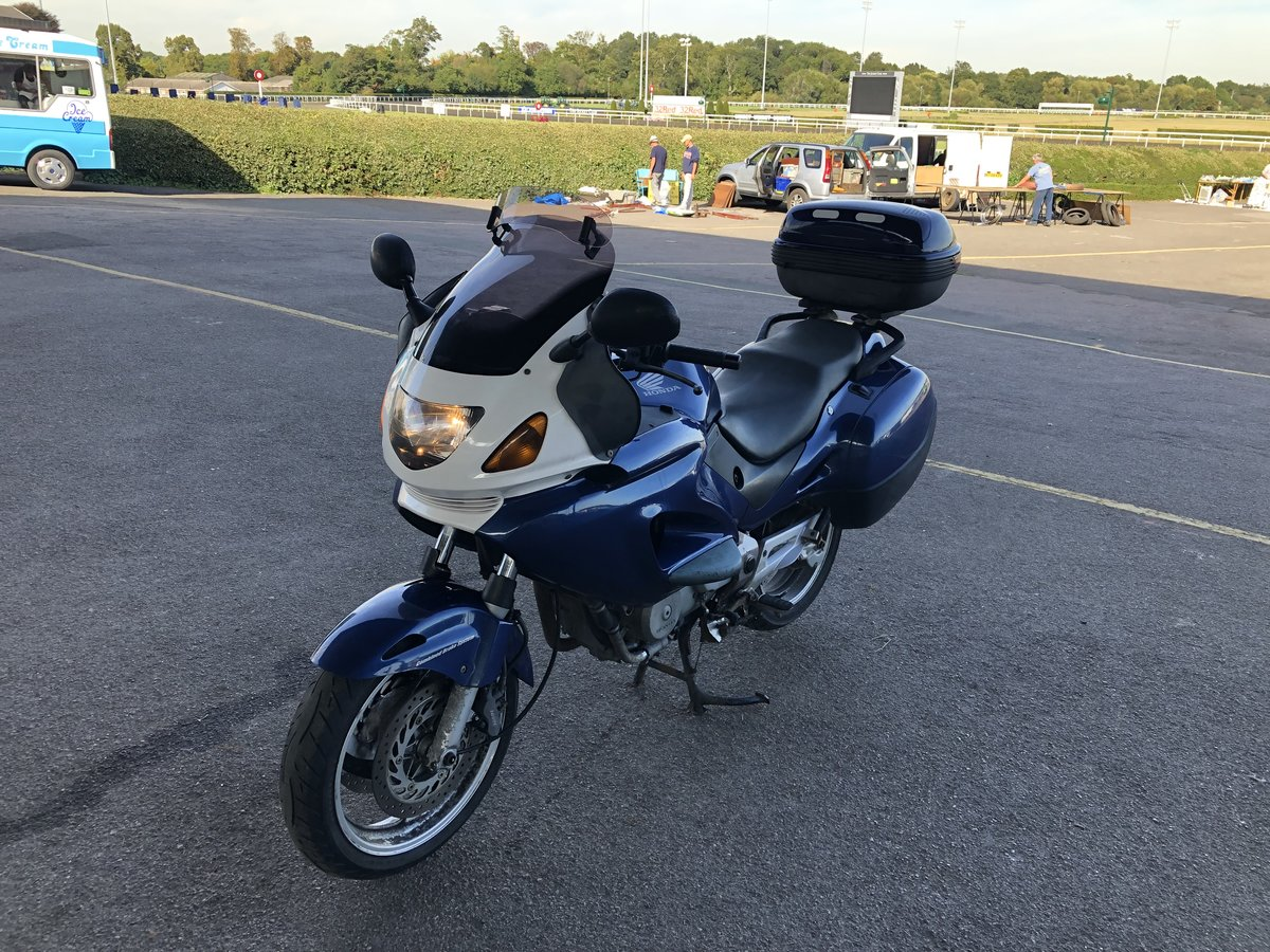 2004 HONDA NT 650 Deauville  For Sale (picture 6 of 6)