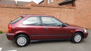 1997 Honda civic 1.4*1 retired doctor owner since new