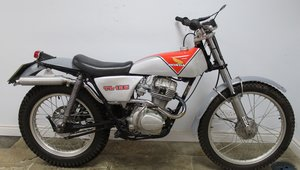 1978 Honda TL 125 Road registered with V5C  For Sale