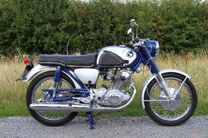 1966 Honda CB77 - Full Restoration