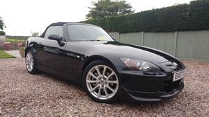 2007 Honda S2000 Berlina Black