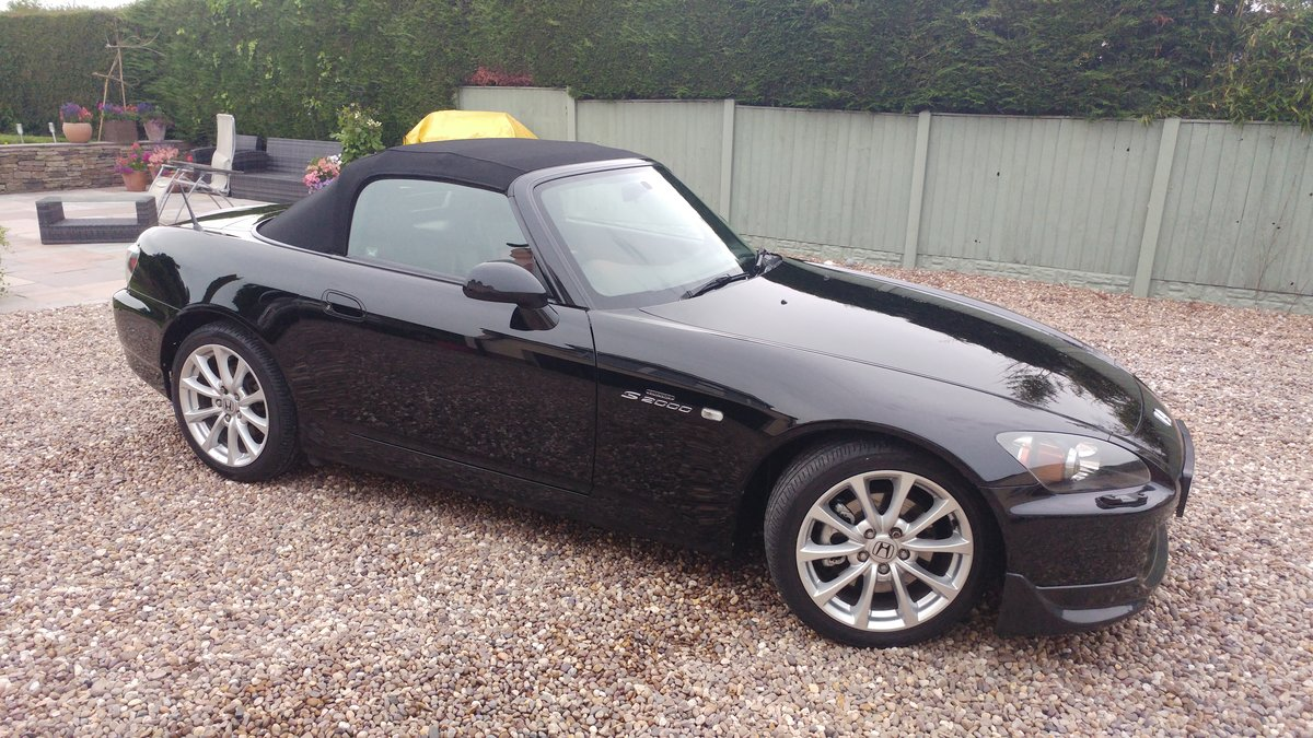 2007 Honda S2000 Berlina Black For Sale (picture 2 of 5)