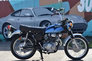 A 1971 Honda CL350 street scrambler 05/10/2019 SOLD by Auction