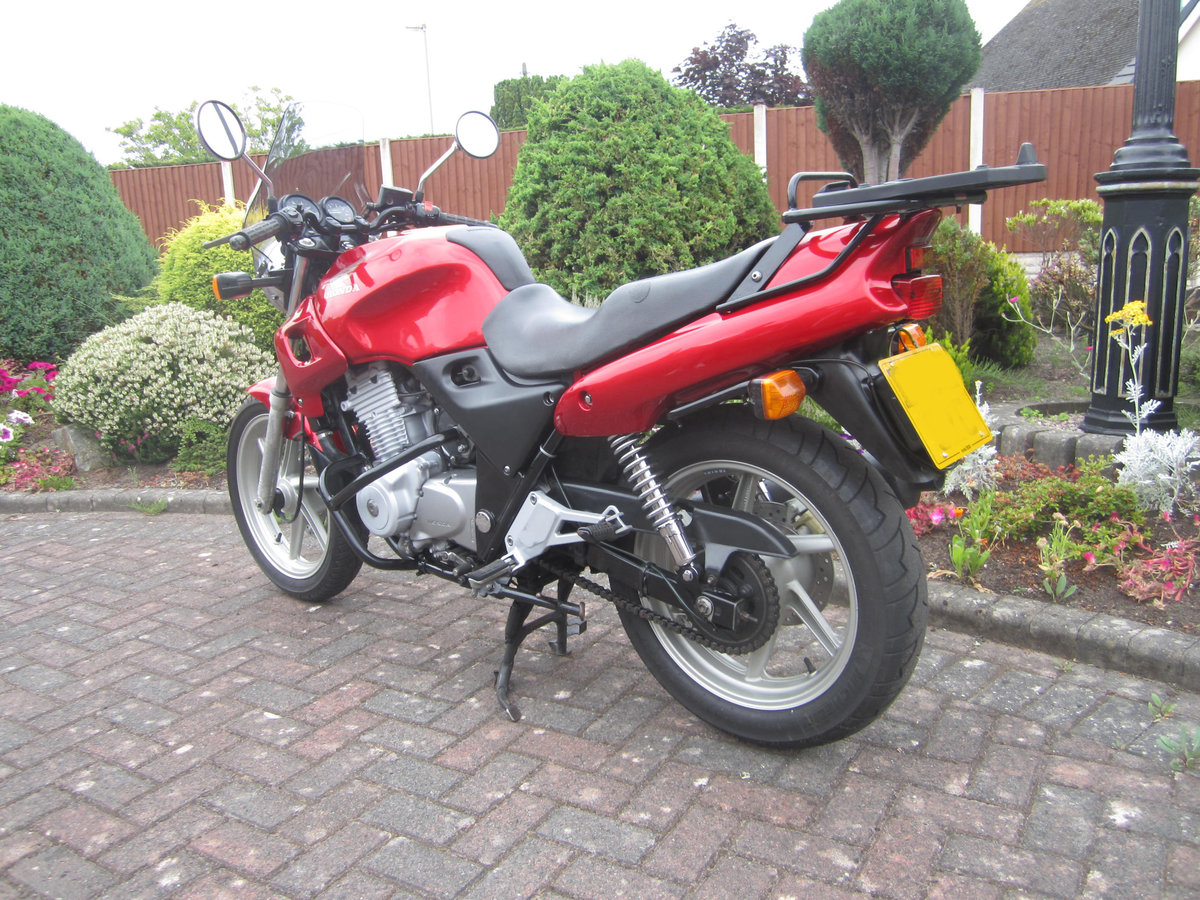 2003 Superb Honda CB500 Twin (Price REDUCED)  For Sale (picture 2 of 4)