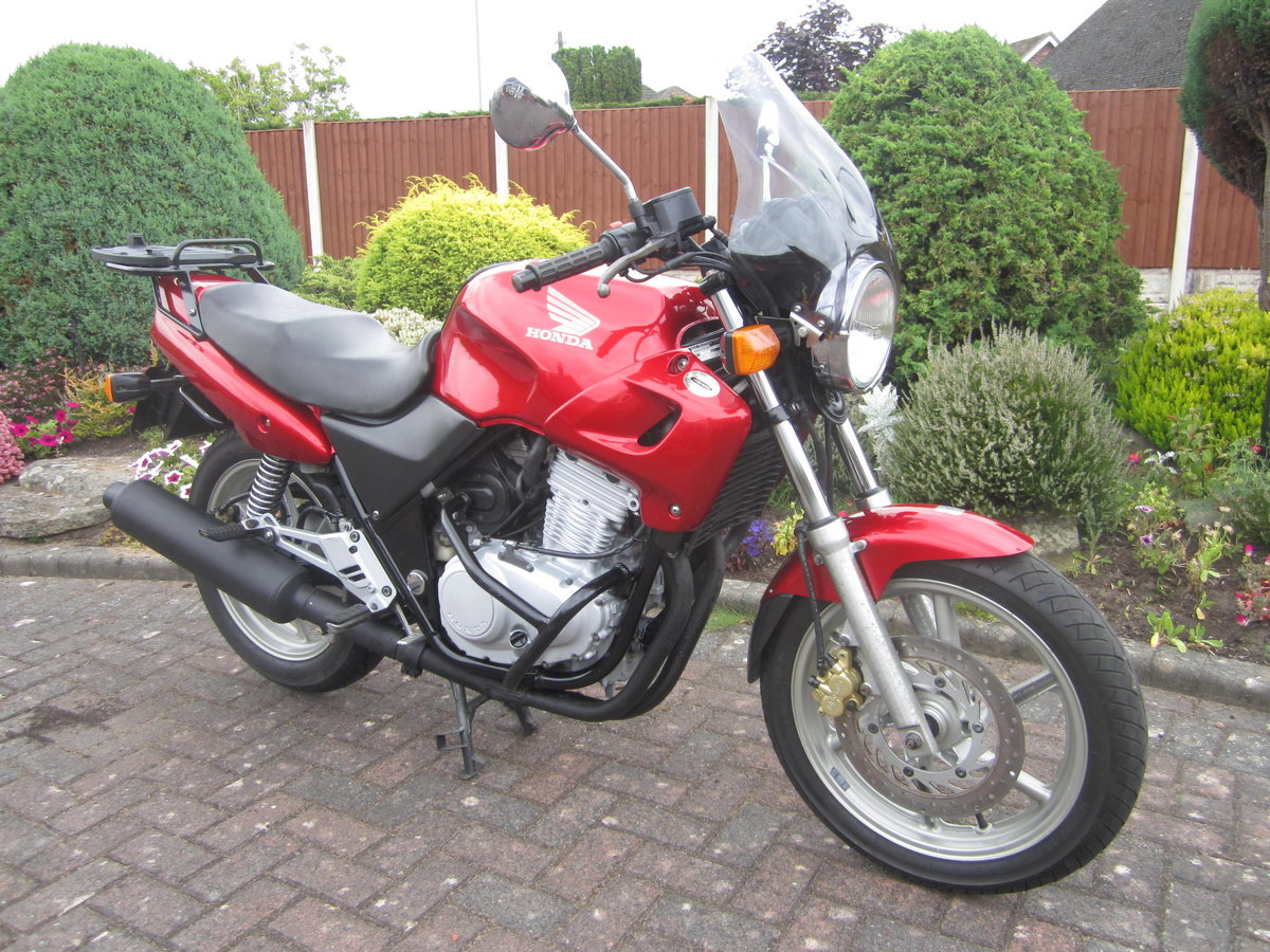 2003 Superb Honda CB500 Twin (Price REDUCED)  For Sale (picture 3 of 4)