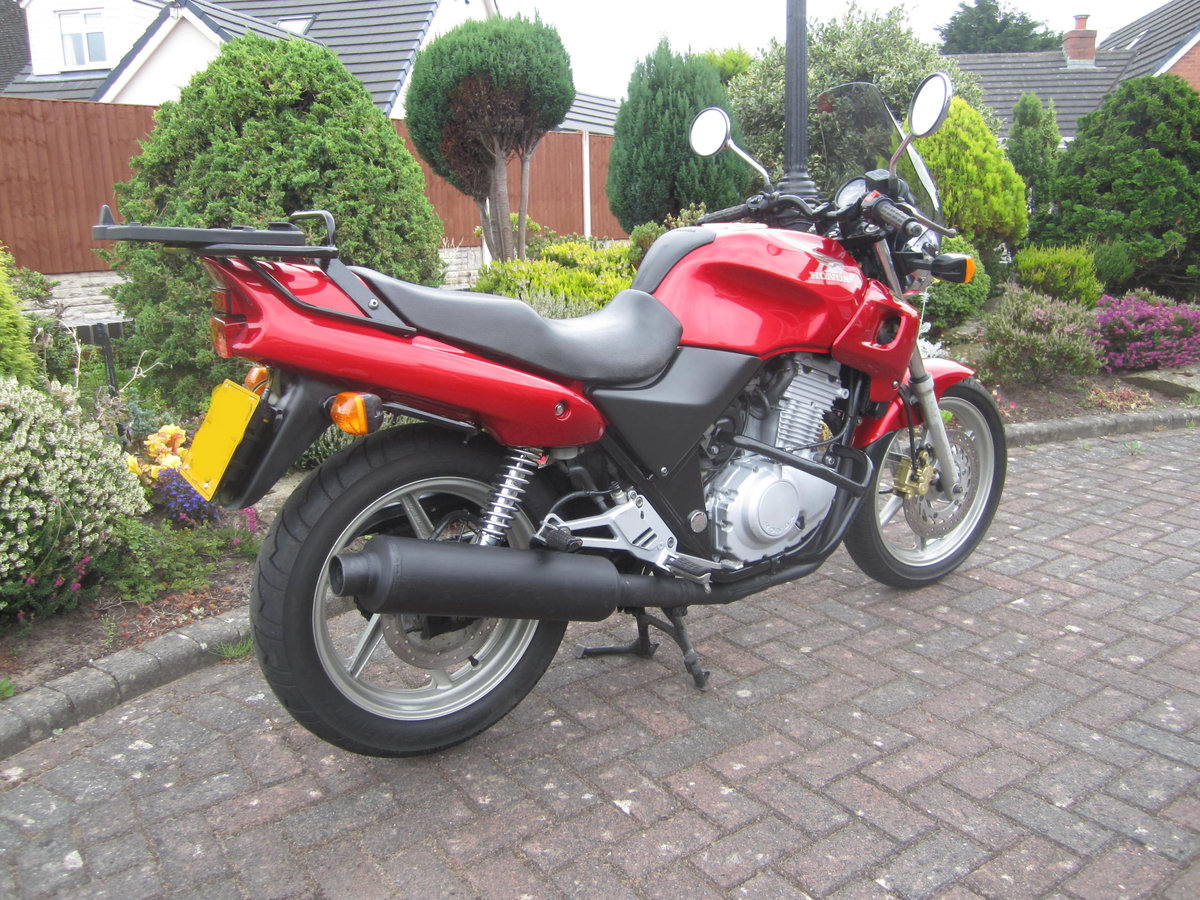 2003 Superb Honda CB500 Twin (Price REDUCED)  For Sale (picture 4 of 4)