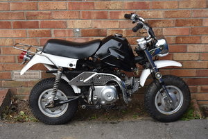 A Chinese Honda Replica Monkey Bike project 05/10/2019 For Sale by Auction