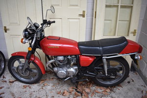 1977 Honda CJ 250T, suitable for conversion 05/10/2019 For Sale by Auction
