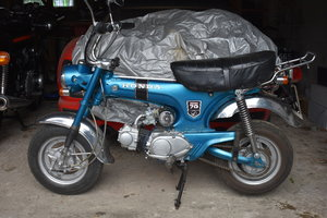 1976 Honda ST 70, a cult bike 05/10/2019 For Sale by Auction