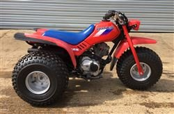 1986 ATC 125M Trike - Barons Friday 20th September 2019 SOLD by Auction