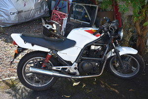 1986 Honda CB 350SG project ideal for café racer 05/10/2019 SOLD