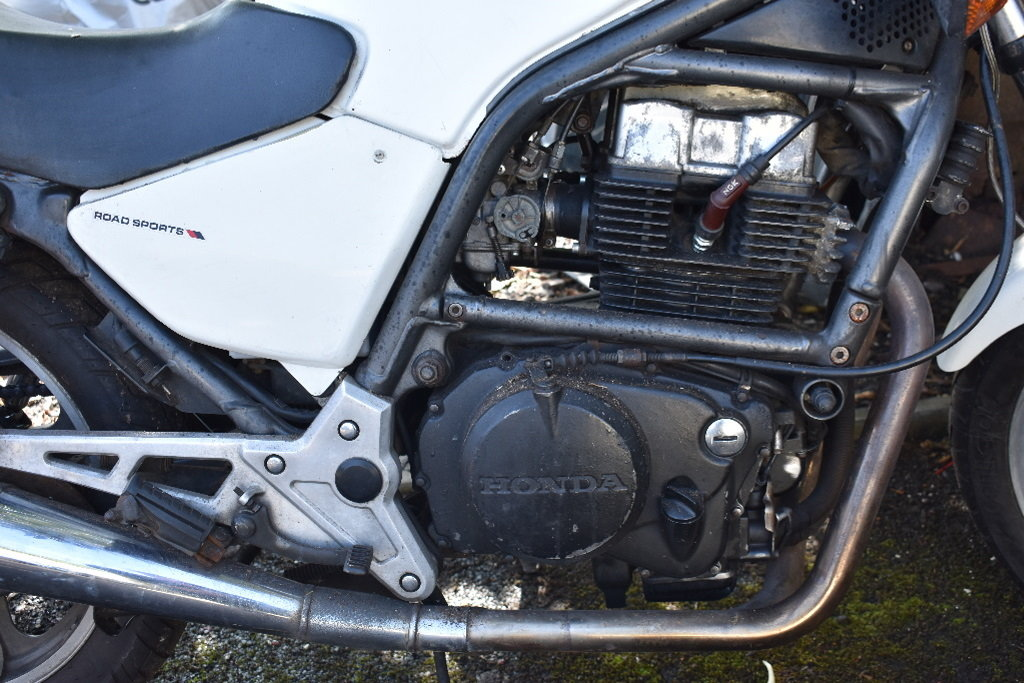 1986 Honda CB 350SG project ideal for café racer 05/10/2019 SOLD (picture 2 of 6)