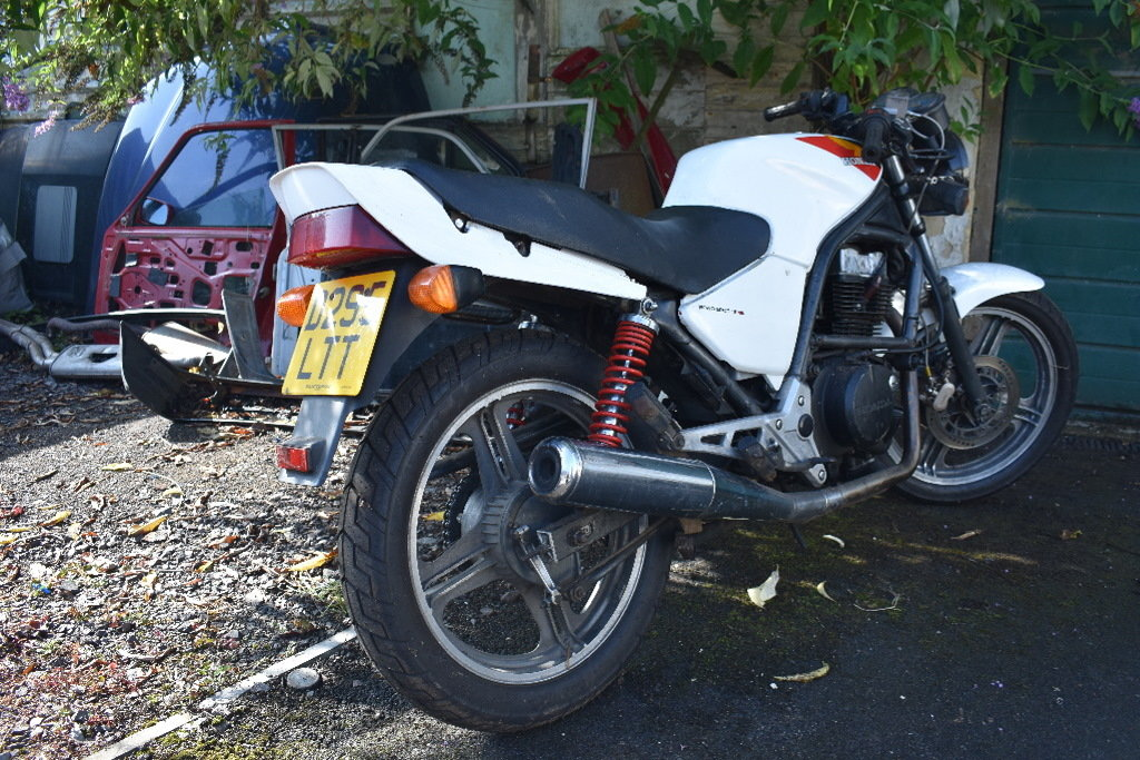 1986 Honda CB 350SG project ideal for café racer 05/10/2019 SOLD (picture 6 of 6)