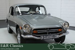 Honda S800 Coupé 1969 Restored For Sale