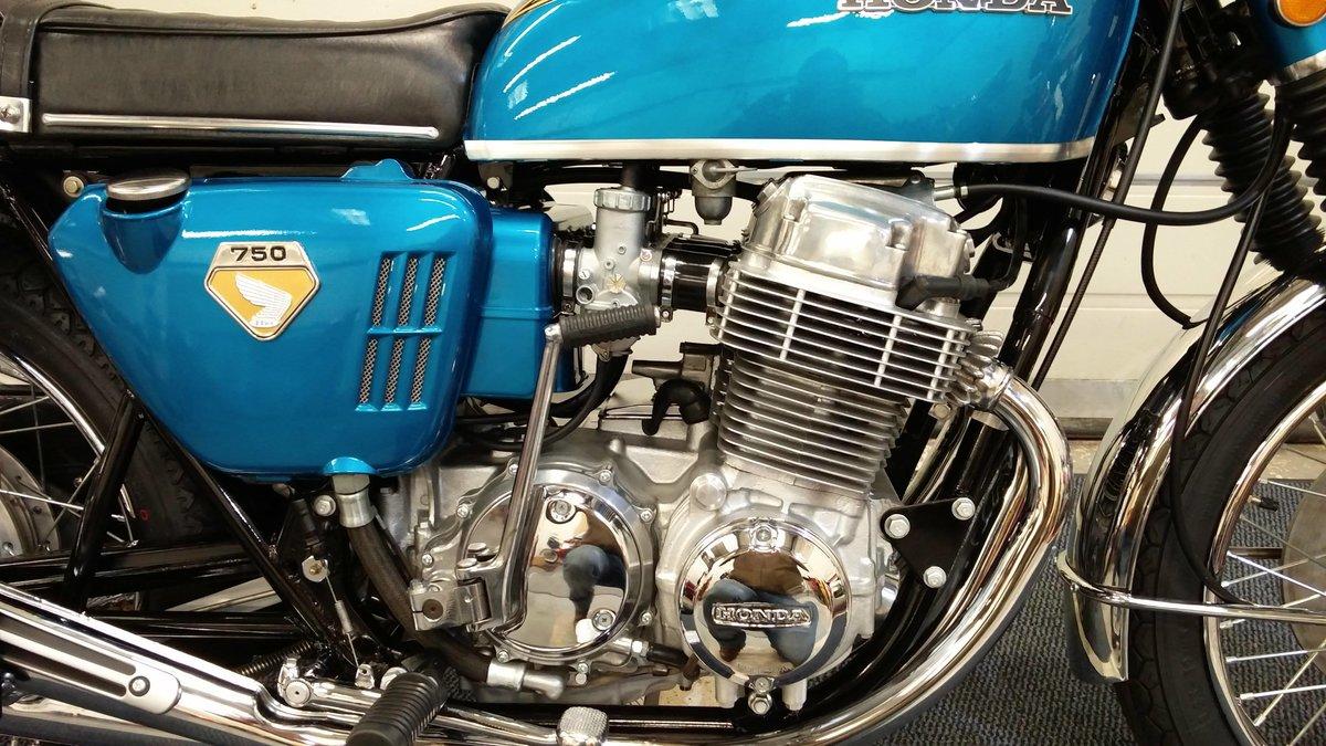 Honda CB 750 K0 SANDCAST 1969-G **VIN NUMBER 750!!** For Sale (picture 2 of 6)