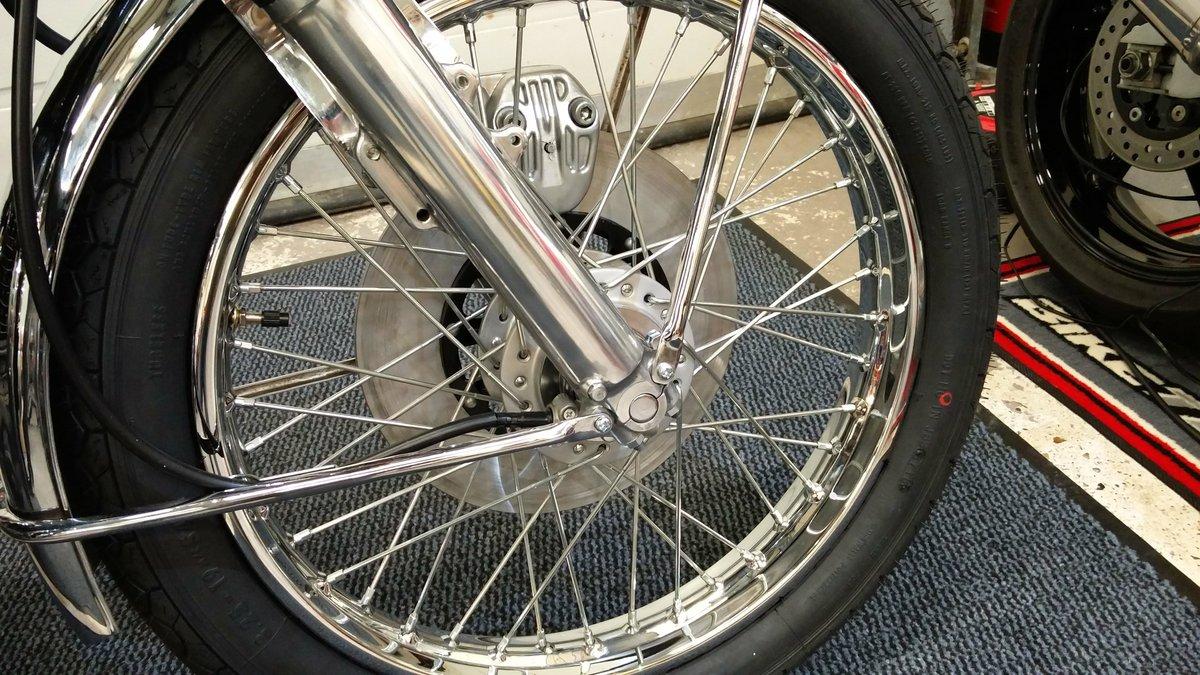 Honda CB 750 K0 SANDCAST 1969-G **VIN NUMBER 750!!** For Sale (picture 4 of 6)