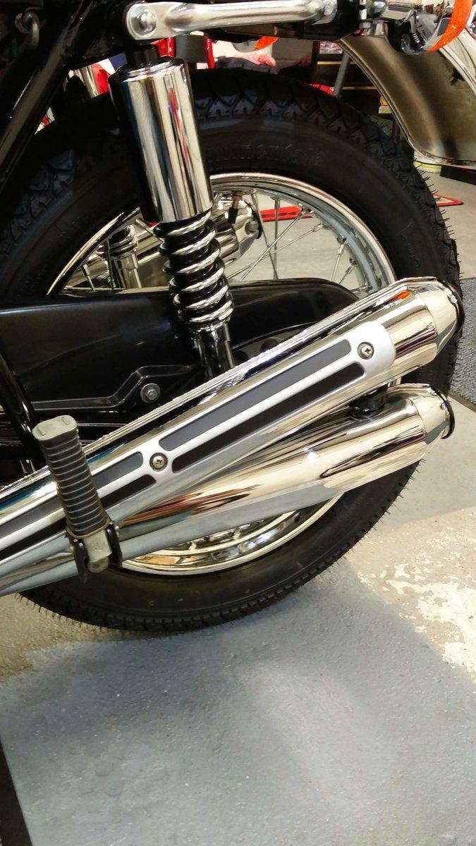 Honda CB 750 K0 SANDCAST 1969-G **VIN NUMBER 750!!** For Sale (picture 5 of 6)