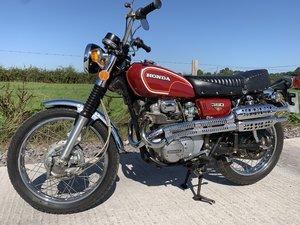 1972 Honda CL350 SOLD