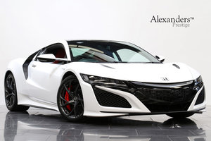 2017 17 67 HONDA NSX 3.5 V6 HYBRID AUTO For Sale