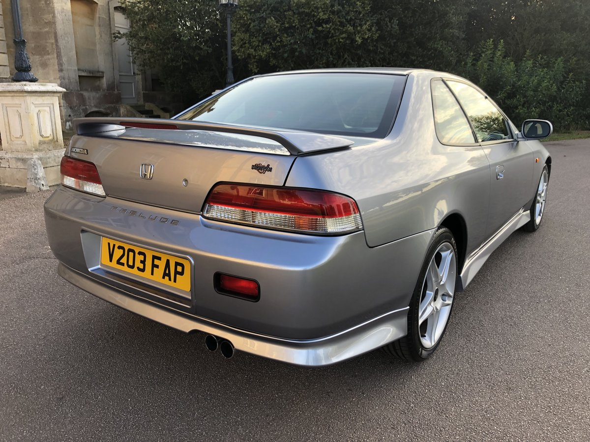 1999 Honda Prelude 2.2i VTEC 4WS Motegi BB8 Red Top For Sale (picture 3 of 6)