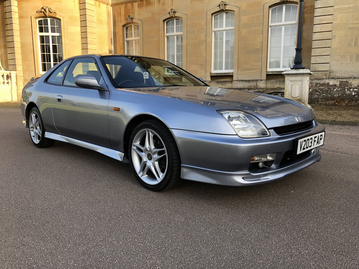 1999 Honda Prelude 2.2i VTEC 4WS Motegi BB8 Red Top For Sale (picture 4 of 6)